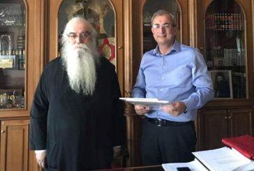 Συγκίνηση στο Θέρμο για την εκδημία του Μητροπολίτη Καστοριάς Σεραφείμ-συλλυπητήρια του δημάρχου