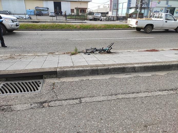 Για ανθρωποκτονία από αμέλεια κατηγορείται ο οδηγός που παρέσυρε τον ποδηλάτη Δημήτρη Σπαρτινό