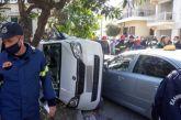 Μεσολόγγι: Ενεπλάκη σε σφοδρό τροχαίο ο μπασκετμπολίστας του Χαρίλαου Τρικούπη, Ντεβόντε Γκριν