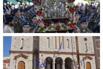 Το μήνυμα του δημάρχου Μεσολογγίου για την εορτή του Πολιούχου Αγίου Σπυρίδωνα