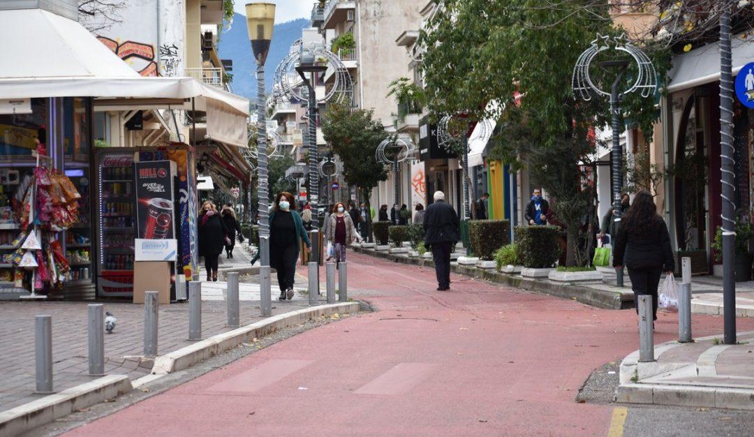 Κορωνοϊός: 484 νέα κρούσματα, εννέα στην Αιτωλοακαρνανία την Κυριακή 31/1
