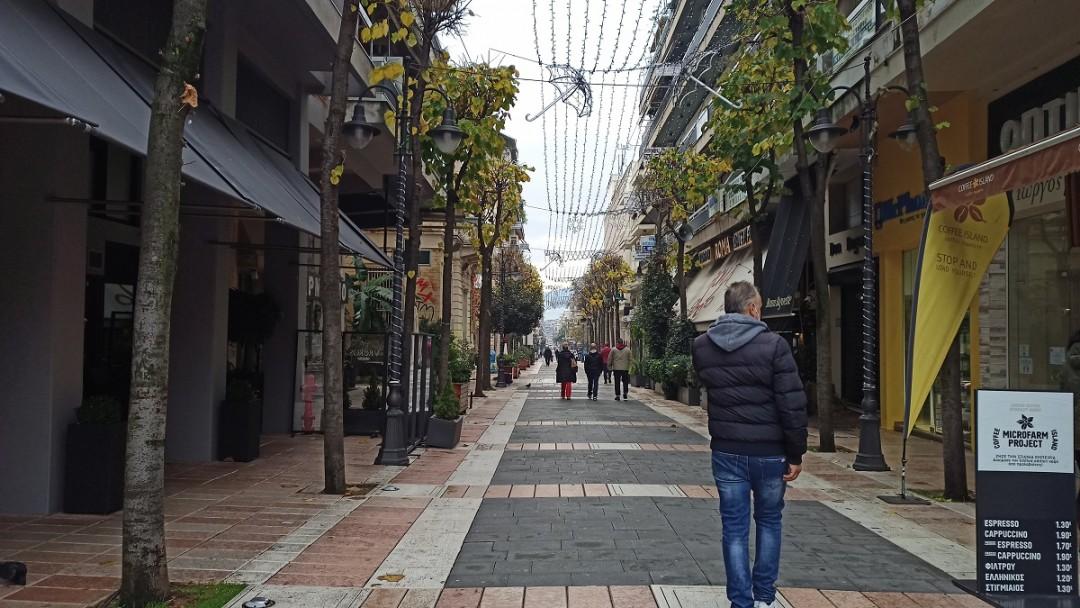Στο Αγρίνιο τα τρία κρούσματα κορωνοϊού της Δευτέρας
