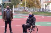Ο πρωταθλητής Παναγιώτης Αγγελούδης και ο Δήμος Αγρινίου παροτρύνουν τα άτομα με αναπηρία στην άθληση