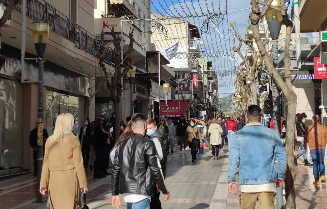 Κορωνοϊός: 721 νέα κρούσματα, οκτώ στην Αιτωλοακαρνανία την Παρασκευή 8/1