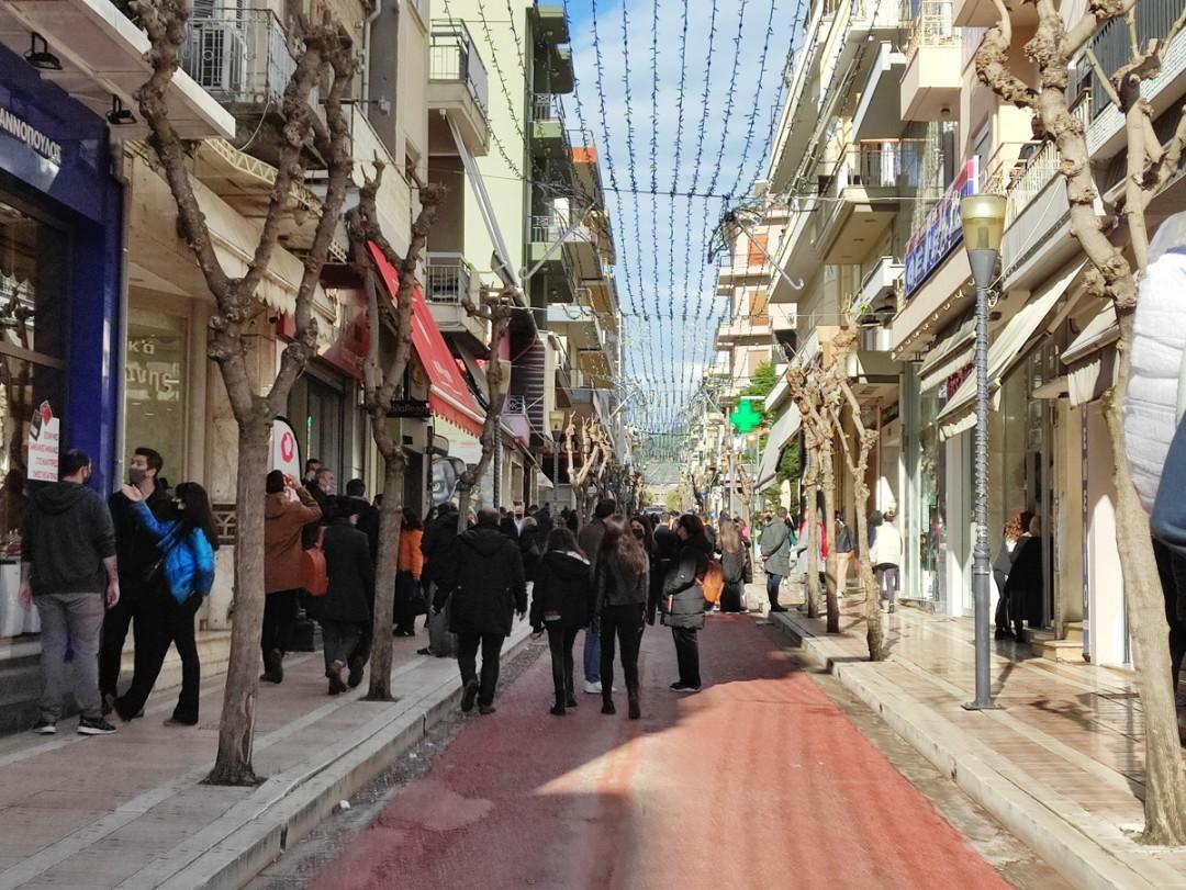 Κορωνοϊός: Που εντοπίζονται τα κρούσματα της Κυριακής 3/1/2021 στην Αιτωλοακαρνανία