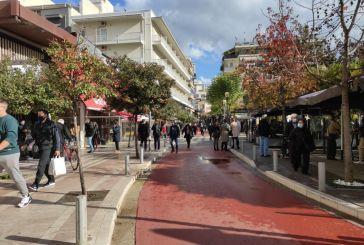 Αγανακτισμένοι οι έμποροι του Αγρινίου από την παράταση του lockdown-τα αιτήματα τους