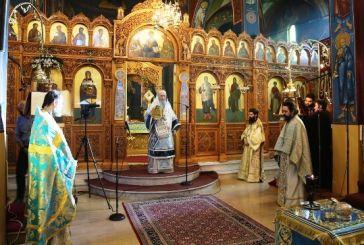 Η εορτή του Aγίου Νικολάου στo Aντίρριο