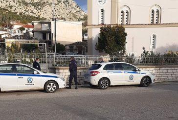Δυσαρέσκεια σε Αστακιώτες για τον αστυνομικό κλοιό στον Άγιο Νικόλαο