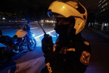 Βραδινές συλλήψεις στην Ιόνια Οδό για χασίς και ηρωίνη