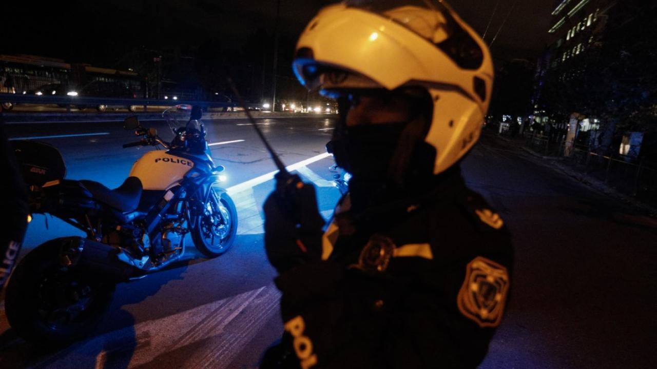 Δύο συλλήψεις για χασίς στην Ιόνια Οδό