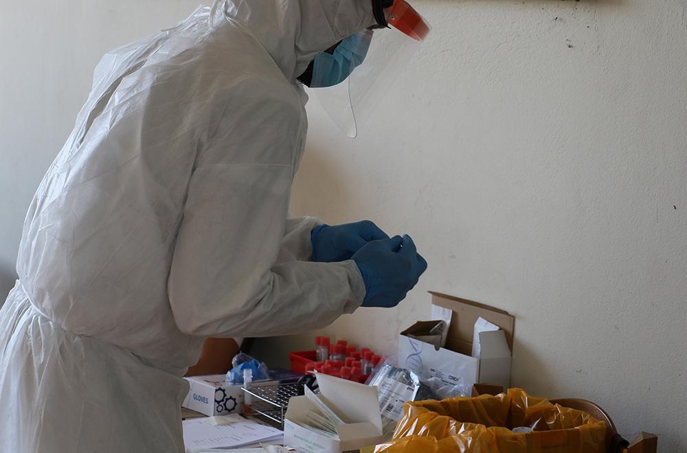 Κορωνοϊός: ελήφθησαν 100 νέα μοριακά τεστ στον δήμο Ξηρομέρου