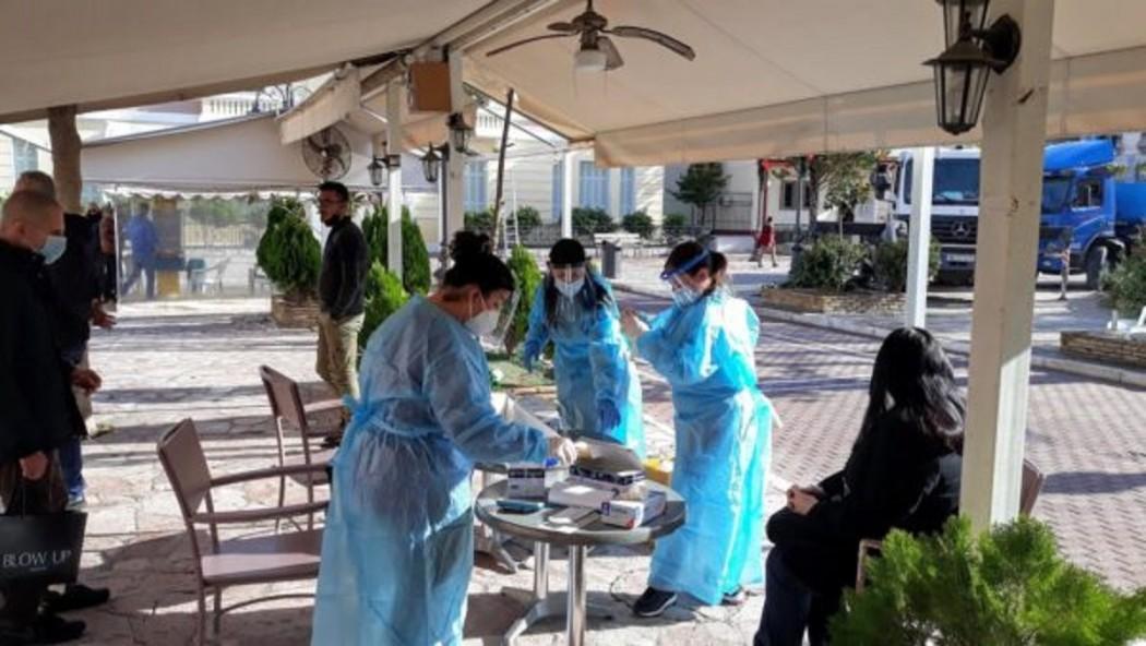 Κορωνοϊός: Αρνητικά περισσότερα από 100 rapid test από τον ΕΟΔΥ σε Μεσολόγγι και Γουριά