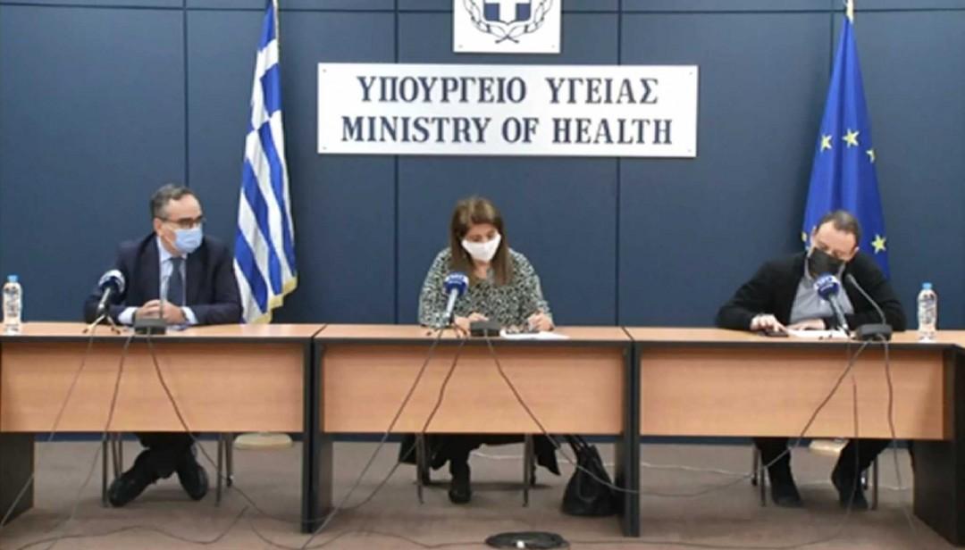 Μαγιορκίνης: Επιμένει επίσης το επιδημιολογικό φορτίο στη Δυτική Ελλάδα
