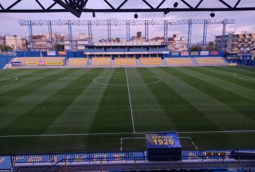 «Υποχρέωση των ομάδων να διαθέτουν στη διοργανώτρια το γήπεδό τους», λένε στον Παναιτωλικό