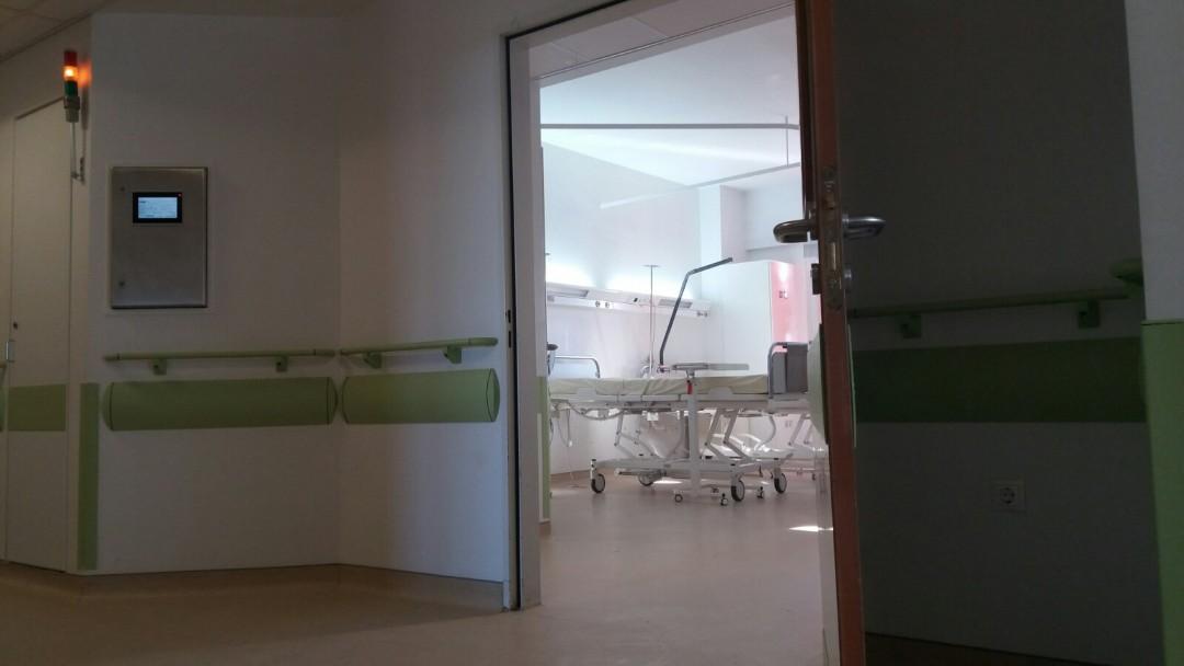 Το «ευχαριστώ» του Νοσοκομείου Αγρινίου στο Ίδρυμα Κάππα για τη δωρεά θαλάμου αρνητικής πίεσης