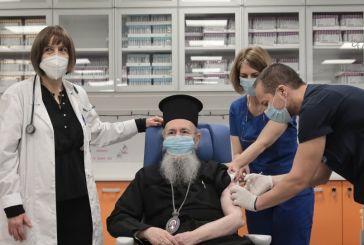 Εμβόλιο – Μητροπολίτης Ιερόθεος: Ο Θεός ενεργεί μέσα από τον άνθρωπο και την επιστήμη