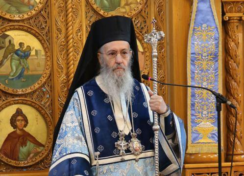 Ναυπάκτου Ιερόθεος: Οι Επτά λόγοι του Χριστού στον Σταυρό