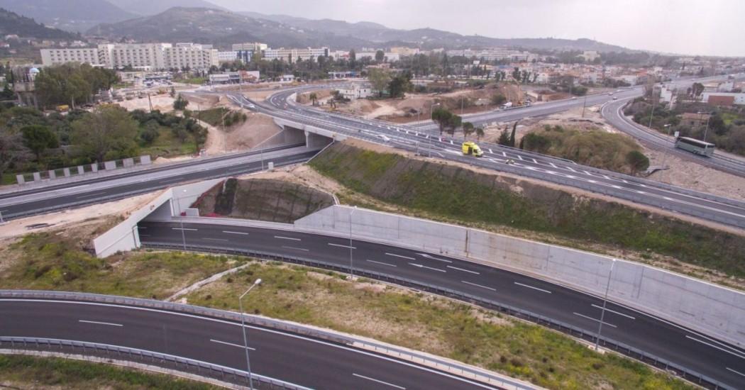 Κυκλοφοριακές ρυθμίσεις λόγω εργασιών στην σύνδεση του Κόμβου Ρίου με τη Γέφυρα Ρίου-Αντιρρίου