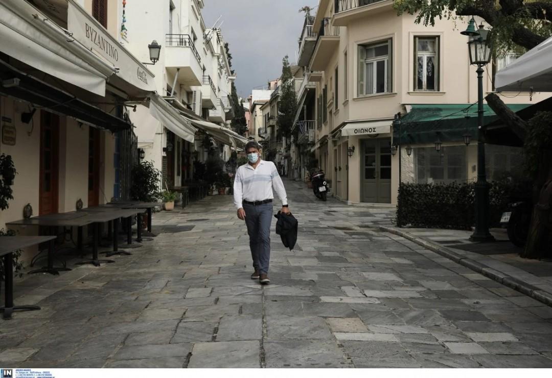 Απαγόρευση κυκλοφορίας από τις 6 το απόγευμα τα σαββατοκύριακα σε Αττική, Θεσσαλονίκη, Χαλκιδική