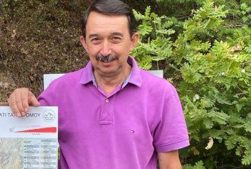 Θλίψη στη Ναυπακτία για το θάνατο του Προέδρου της κοινότητας Ελατούς Ι.Κοτρώτσου