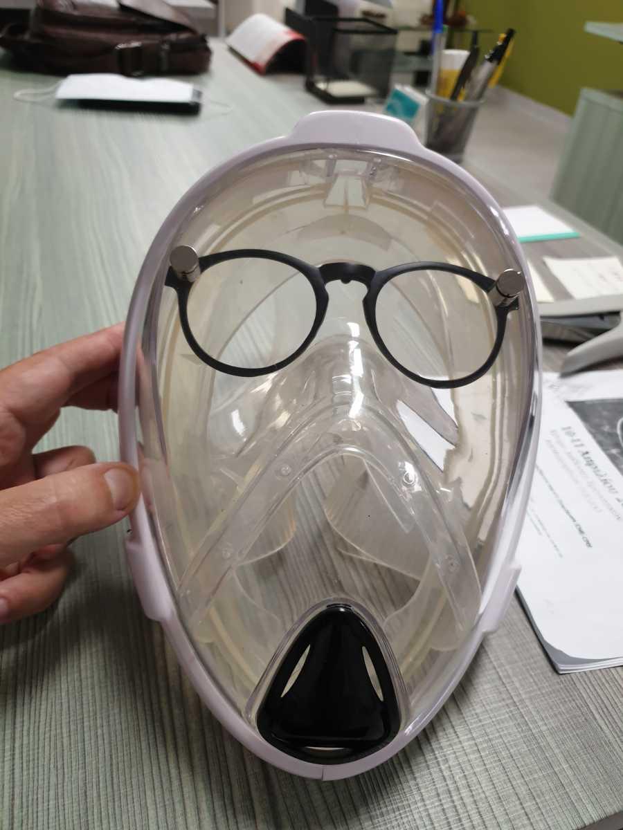 Μάσκα… εξολοθρευτής από το ΑΠΘ αποστειρώνει και τον εκπνεόμενο αέρα- Πως λειτουργεί