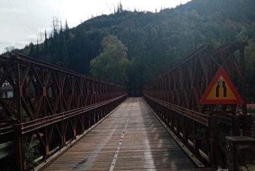 Στην κυκλοφορία ξανά η γέφυρα Μπανιά