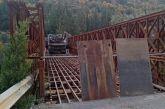 Διακοπή κυκλοφορίας στη Γέφυρα Μπανιά λόγω έκτακτων εργασιών