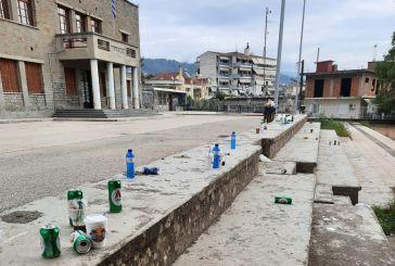 Αγρίνιο- Παπαστράτεια Εκπαιδευτήρια: Μόνο ντροπή προκαλούν αυτές οι εικόνες