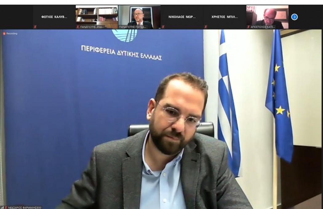 Δυτική Ελλάδα-επιχειρήσεις: αρχές του 2021 θα δημοσιευθεί το νέο πρόγραμμα ύψους 20 εκατ. ευρώ