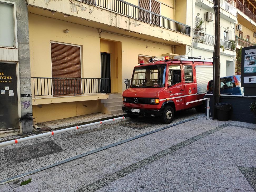 Αγρίνιο: «άρπαξε» τηγάνι στην κουζίνα και κινητοποίησε την πυροσβεστική