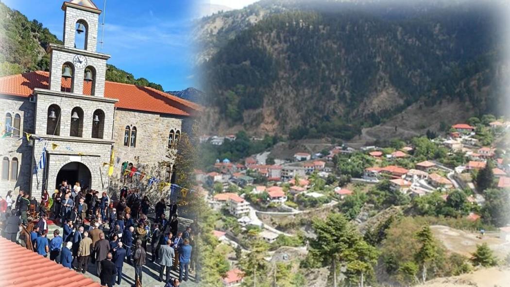 Ραπτόπουλο: Υποπτεύονται για τη διασπορά και το συνωστισμό σε εκκλησία της περιοχής