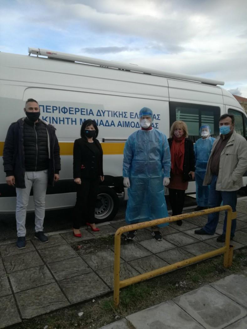Αγρίνιο: Αρνητικά τα τεστ κορωνοϊού στον καταυλισμό Ρομά στα Αη Βασιλιώτικα