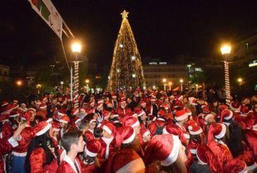 Το 2ο Santa Run στο Αγρίνιο έχει… virtual διάθεση!