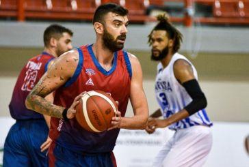 Σαχπατζίδης (Μεσολόγγι): «Κομβικής σημασίας το ματς απέναντι στον Ηρακλή»