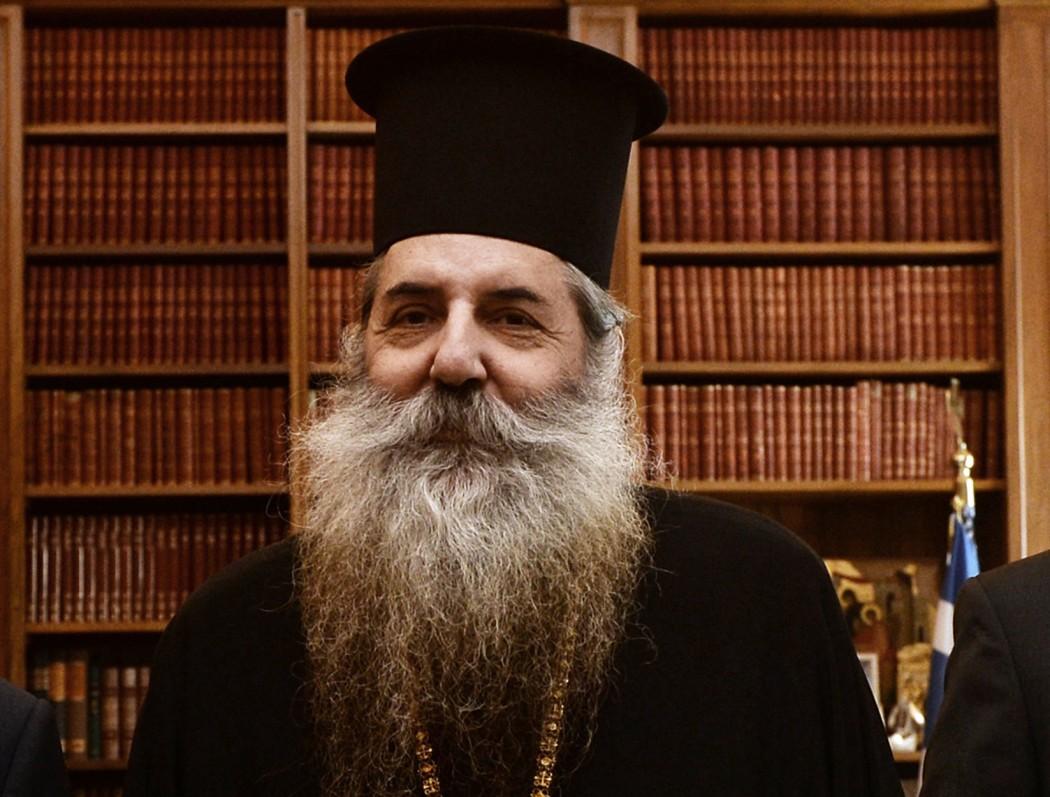 Μητροπολίτης Σεραφείμ: Μόνο 130.000 τα κρούσματα στην Ελλάδα, άρα δεν μεταδίδεται με τη θεία κοινωνία