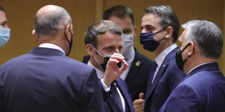 Σύνοδος Κορυφής:  Ελαφρές κυρώσεις στην Τουρκία, ραντεβού ξανά τον Μάρτιο