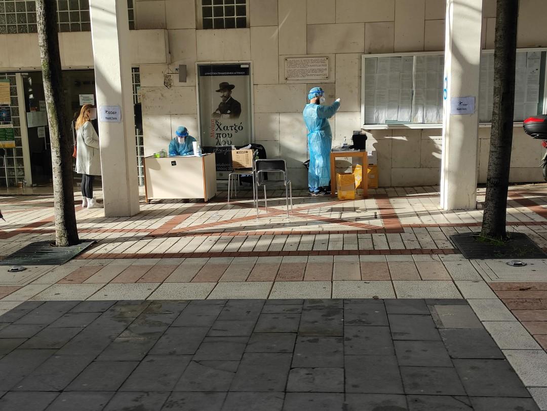 Κορωνοϊός: Αρνητικά τα rapid test στην Αιτωλοακαρνανία από 18 έως και 21 Ιουνίου