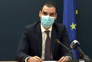 Θεμιστοκλέους: Μέχρι σήμερα έχουν κλειστεί πάνω από 372.000 ραντεβού για εμβολιασμό