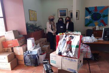 Ο Ξενώνας Φιλοξενίας Γυναικών Αγρινίου ευχαριστεί εθελοντές από το Θέρμο