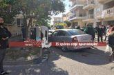 Σφοδρή σύγκρουση Ι.Χ. με ταξί στο Μεσολόγγι