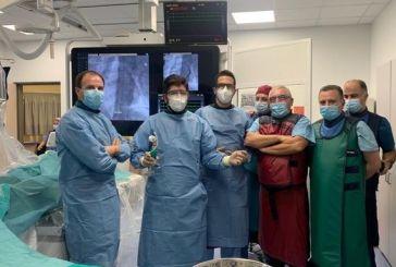 Πρωτοποριακή διαδερμική καρδιολογική επέμβαση από Αγρινιώτη γιατρό