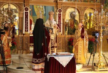 Πρωτοχρονιά στον Καθεδρικό Ναό της Ναυπάκτου