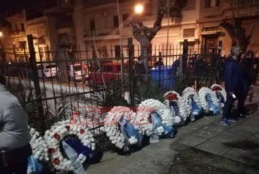 Πάτρα: Συγκέντρωση και πορεία για τα 30 χρόνια από τη δολοφονία του Νίκου Τεμπονέρα