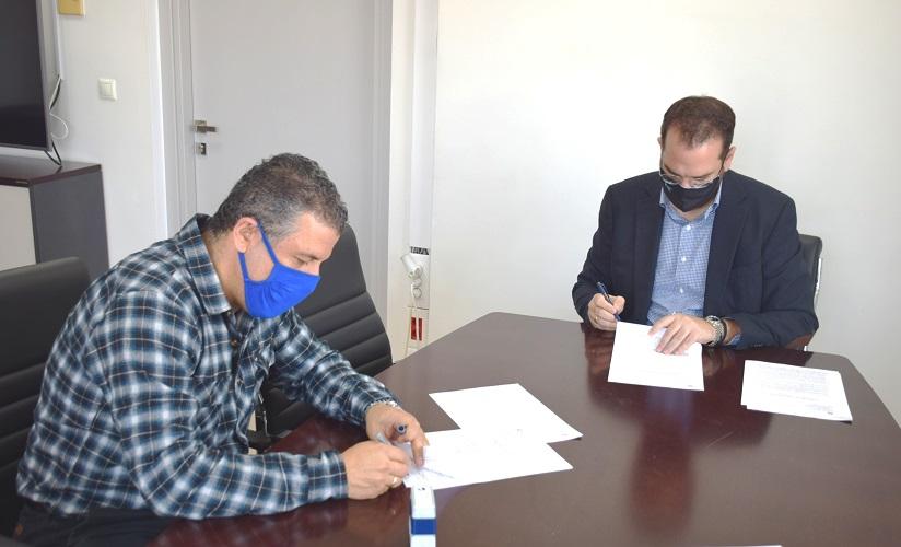 Εργασίες συντήρησης και αποκατάστασης υφιστάμενων αντιπλημμυρικών έργων στον ποταμό Εύηνο