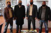 Ελαιόλαδο σε κοινωνικές δομές της Περιφέρειας διέθεσε ο Σύλλογος Ελαιοπαραγωγών Αιτωλικού