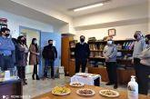 Κοπή πρωτοχρονιάτικης πίτας στη Γενική Διεύθυνση Περιφερειακής Αγροτικής Οικονομίας και Κτηνιατρικής