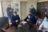 Κακοκαιρία: Σύσκεψη για τα προβλήματα στο δήμο Αγρινίου