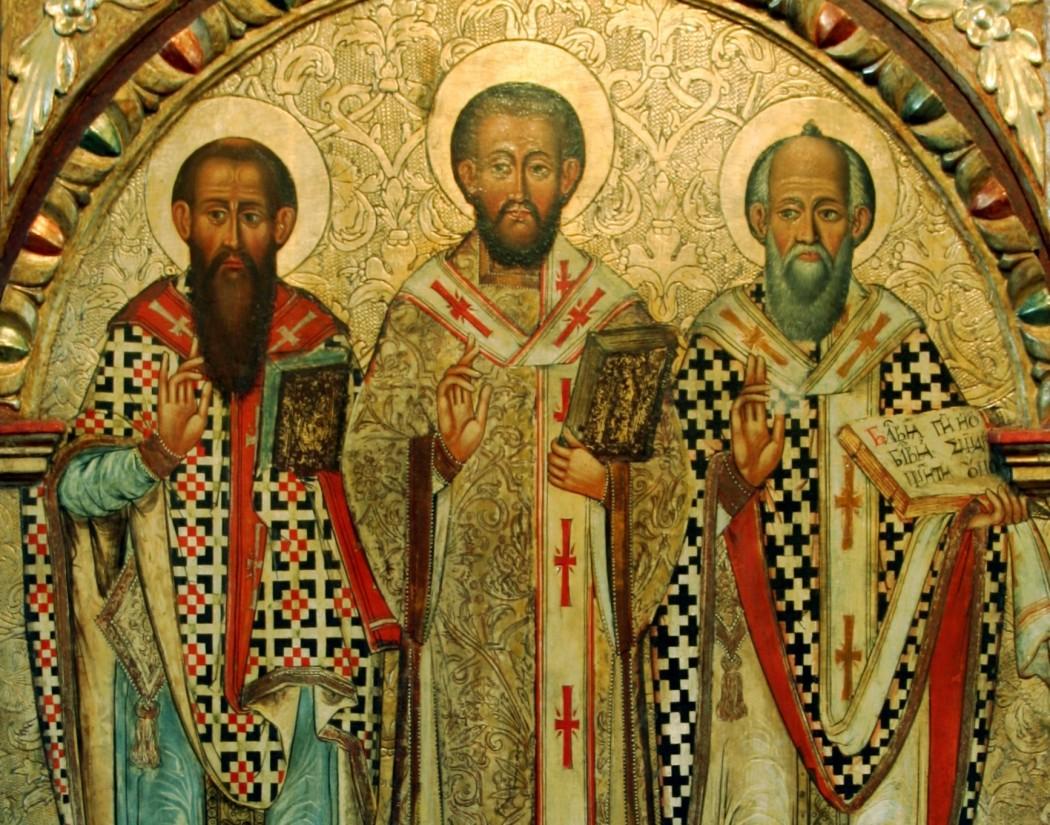 30 Ιανουαρίου: Η γιορτή των Τριών Ιεραρχών
