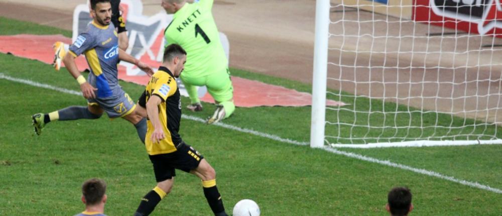 Τα highlights του ΑΕΚ-Παναιτωλικός 1-0