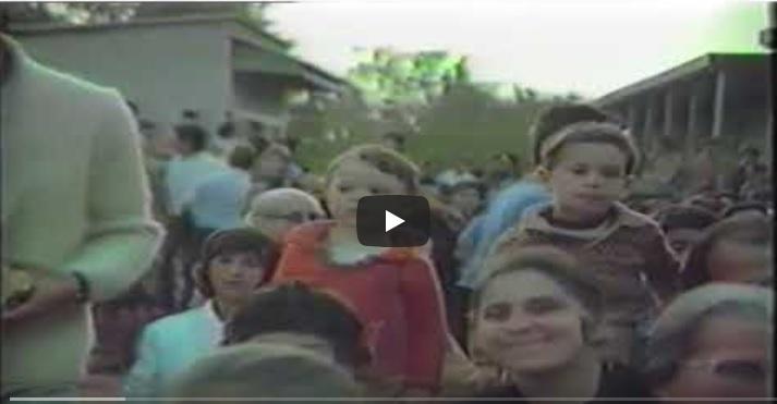 1984: Όταν ο κόσμος μαζεύονταν στο Γυμνάσιο του Αγίου Βλασίου (Video)